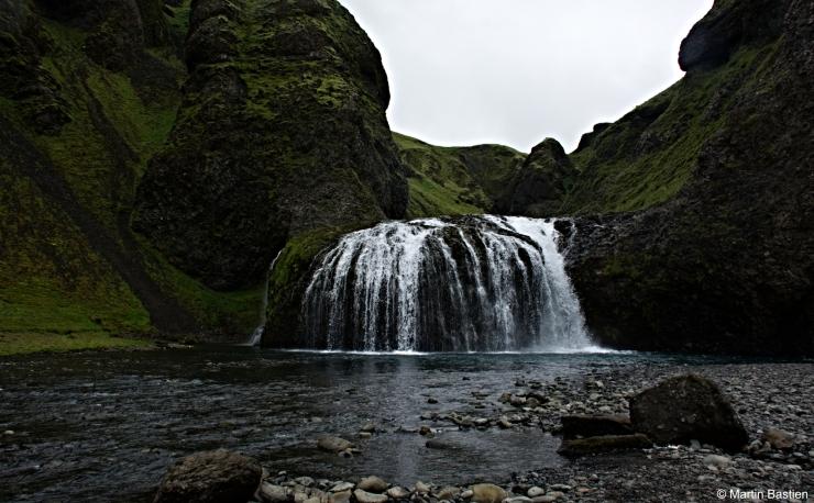 iclandic baby waterfall